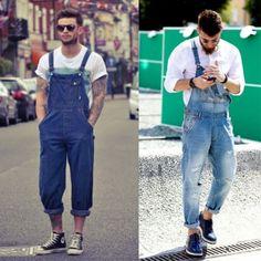 macacão jeans masculino wrangler - Pesquisa Google