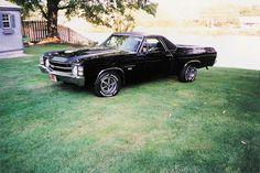 Bad Boys Toys, Muscle Cars, Antique Cars, Chevrolet El Camino, Driveways, Autos, Vintage Cars
