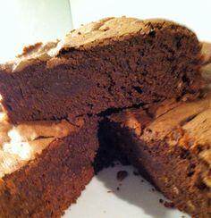 Moelleux+chocolat+et+farine+de+coco