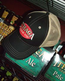 b4cf841f5a1 Ithaca Brewing Trucker Hat Hats