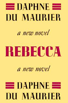 Rebecca (novel) - Wikipedia 21st Century Literature, Rebecca Daphne Du Maurier, Best Books Of All Time, Books To Read, My Books, Recent Discoveries, National Book Award, Book Names, Mystery Novels