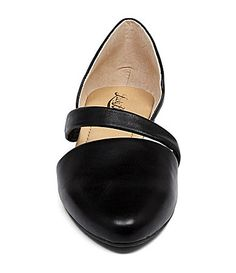 Lucky Brand Allways d'Orsay Flats  |  comes in wide sizes