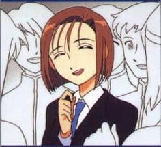 Yukino Miyazawa [Kare Kano] - Her sophisticated image at school.