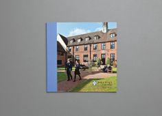 Junior Kings Prospectus- Cover - Carr Kamasa Design - London