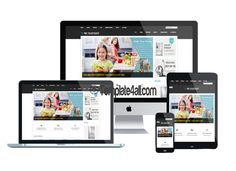 WooCommerce Electronics Store WordPress Theme #WordPress #WooCommerce #electronics