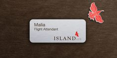 Brand identity for Island Air features the 'i'iwi, a beloved native bird of the Hawaiian Islands. The i'iwi's feathers were highly prized by Hawaiian ali'i (nobility) and used in decorating feather cloaks and helmets.