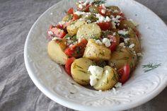 Kartoffeln-Dill-Salat