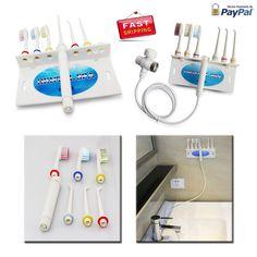 Water Jet Flosser Teeth Oral Irrigator Dental Care Toothbrush Sets Pick Cleaner #HailiCare