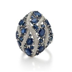 Imperial State Crown, Facebook Store, Blue Sapphire Rings, Live Tv, Free Apps, Cable, Fine Jewelry, Gems, Stone