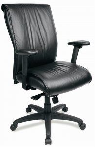 Eurotech Lexington Executive Chair SKU: LE8300 Years of experience in the office furniture industry taught us how to build commercial quality office seating, but out meticulous research in the human form and how it reacts to repetitive work-related movements gives u the edge in developing chairs that meet the real needs of people, promoting productivity, comfort, good health and safety. Seating that excides the needs of the new millennium. Availability: 1 Available Color(s) Pricing: $369.99