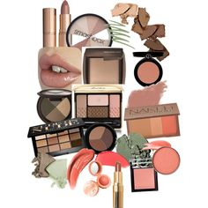 Soft Autumn by erin-catterson on Polyvore featuring beauty, Guerlain, Bobbi Brown Cosmetics, Hourglass Cosmetics, Urban Decay, Becca, Smashbox, Charlotte Tilbury, Stila and Giorgio Armani