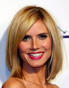 Medium Length Angled Bob Hairstyles 2013