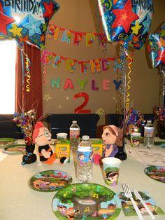 Little einsteins party