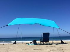 The Neso 1 from Neso Tents is the signature beach shade that revolutionized all of life's adventures under the sun. Beach Shade, Sun Shade, Portable Canopy, Shade Tent, Beach Tent, Life Is An Adventure, Natural Resources, Summertime