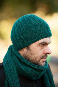 Winding Road Hat & Schal - Knitting Patterns und Crochet Patterns aus KnitPicks.com durch von Knit Picks Herausgegeben Staff