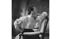 Henry Clarke, Lanvin, Vogue Paris, may 1951