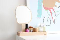 J'adoooore le miroir vide poches ! > made in France en plus !