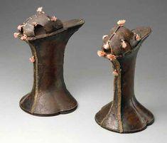 """История вещей, костюма, искусства, мебели, интерьера и быта от художника кино. - Женская обувь 15-16 века и """"Сhopines"""" на платформе."""