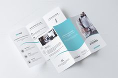 Business TriFold Brochure by Creative Shop on Creative Market