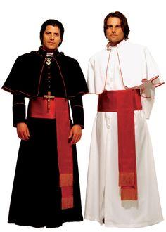 renaissance clergy costume - Google Search