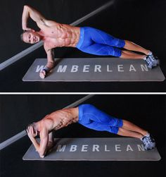 6 No-Crunch Moves That'll Transform Your Core  http://www.prevention.com/fitness/crunchless-ab-exercises