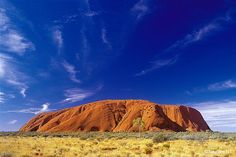 Ayers Rock, the Northern Territory, Australia Ayers Rock, Monument Valley, Natural Beauty, Beautiful Places, Scenery, To Go, Mountains, Landscape, World