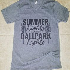 c121cec7fc2a Summer Nights and Ballpark Lights Baseball Crafts