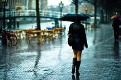 Rainy-Day Photography