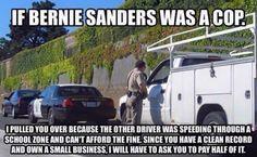 Eww Bernie