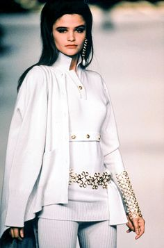 Chanel Fall/Winter 1990