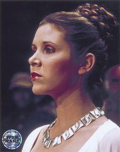 princess leia ceremonial dress