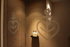 4 Freizeiten Hamburg Hotel 25hours Hafencity Dusche