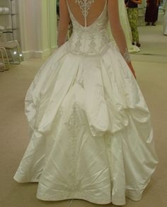 Marci s alterations wedding dress bustles on pinterest wedding