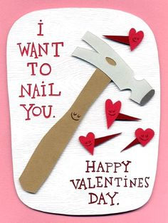 8. Funny handmade card ideas for girlfriend