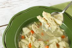 For the ultimate in down-home country cooking, try this recipe for Homemade Cracker Barrel Chicken and Dumplings. Cracker Barrel Chicken, Cracker Barrel Recipes, Chicken And Dumplins, Chicken Dumplings, Chicken Soup, Chicken Salad, Restaurant Recipes, Dinner Recipes, Homemade Chicken Stock
