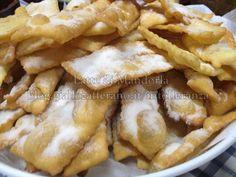 Chiacchiere, Frappe o Bugie fritte | Dolci di Carnevale | Latte di Mandorla blog | Ricette cucina intolleranza al lattosio e ricette cucina ...