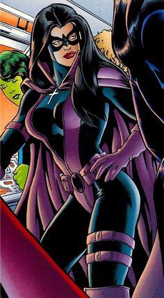 Picture of Huntress Dc Comics Art, Batman Comics, Comics Girls, Comic Book Characters, Comic Book Heroes, Comic Books, Marvel Heroes, Marvel Dc, Gotham