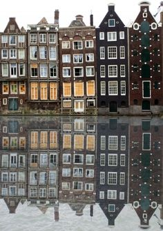 amsterdam - looks poster-like. or like it would be a good jumping off point for a quilt