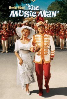 NBC is to Air The Music Man in 2015 - The Midwest TV Guys