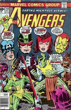 Avengers 154 - Jack Kirby