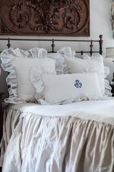 Bedroom Updates - Cedar Hill Farmhouse