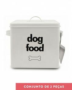 Porta Ração para Cães - Yoi