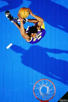 Kobe Gets High, '98 All Star Game.