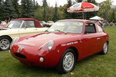 FIAT ABARTH 1000 GT Bialbero