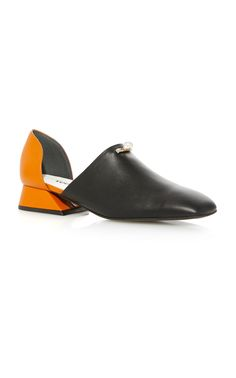 Block Heel Loafer by YUUL YIE for Preorder on Moda Operandi