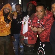 Attractive hood niggas