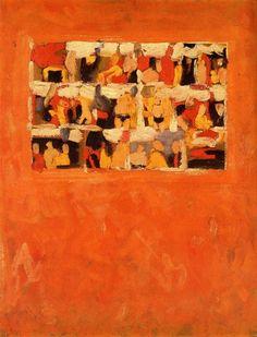 Jasper Johns / Alley Oop, 1958