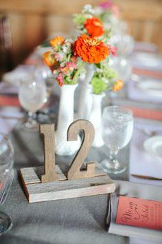 Rustic decor: http://www.stylemepretty.com/little-black-book-blog/2015/02/05/rustic-wisconsin-door-county-barn-wedding/ | Photography: Carly McCray - http://www.carlymccrayphotography.com/