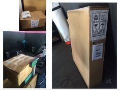 let's shipping with http://www.gogopaket.com  just arrived on 2 days!!! #bali #ubud #artshop #sepatu #sandal #wood #kerajinan #shipping #pengiriman #murah #ootd #frame #book #jacket #accecories #art #drumbox #home #decor #textile #garment #desember