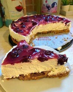 Greek Sweets, Greek Desserts, Greek Recipes, Healthy Desserts, Delicious Desserts, Sweets Recipes, Cake Recipes, Cooking Recipes, Greek Pastries